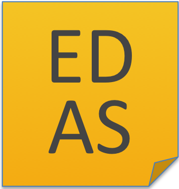 Click at the EDAS logo to Submit